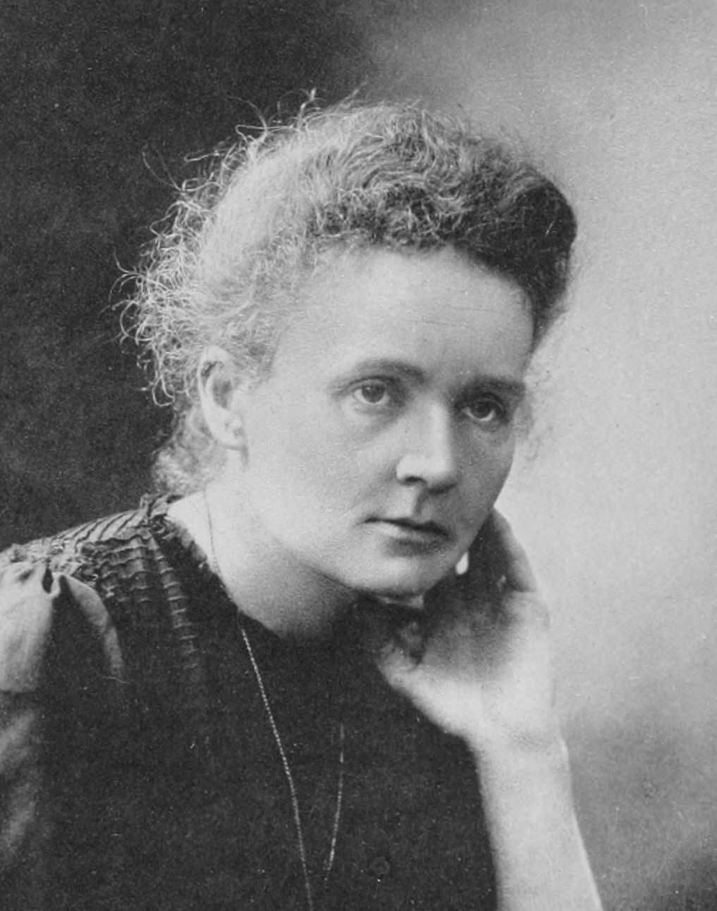 Marie Curieová-Sklodowská