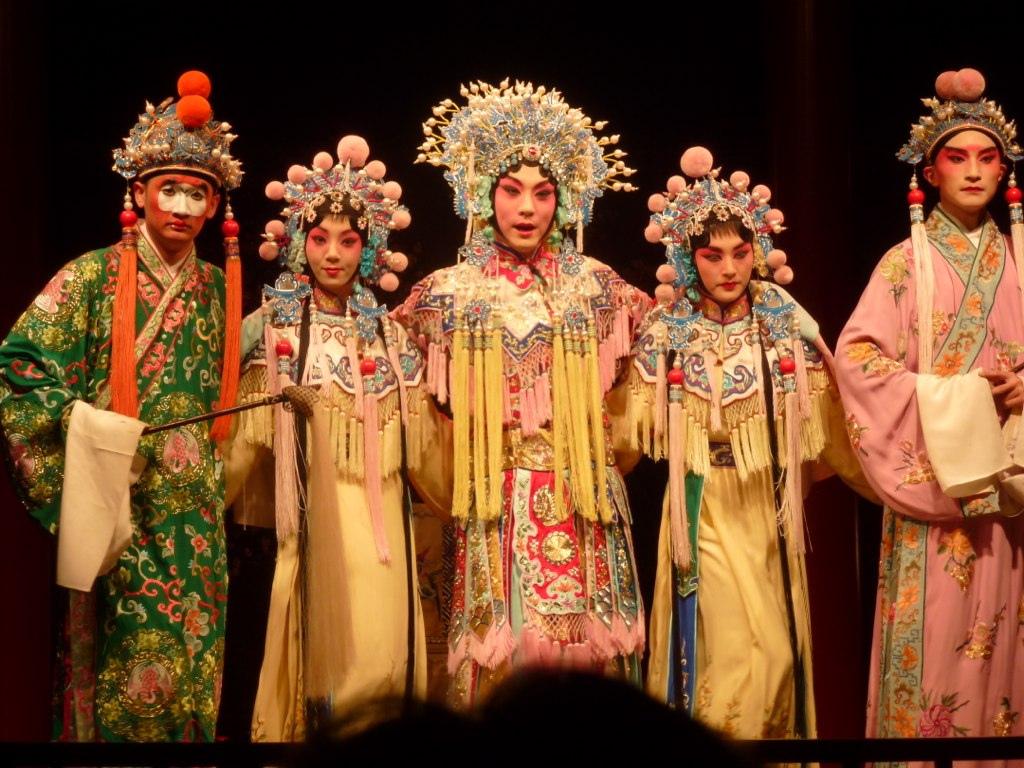 Pekingská opera, Beijing opera