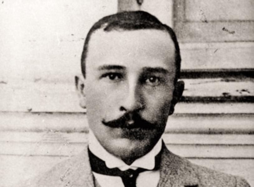 Boris Savinkov v roce 1900