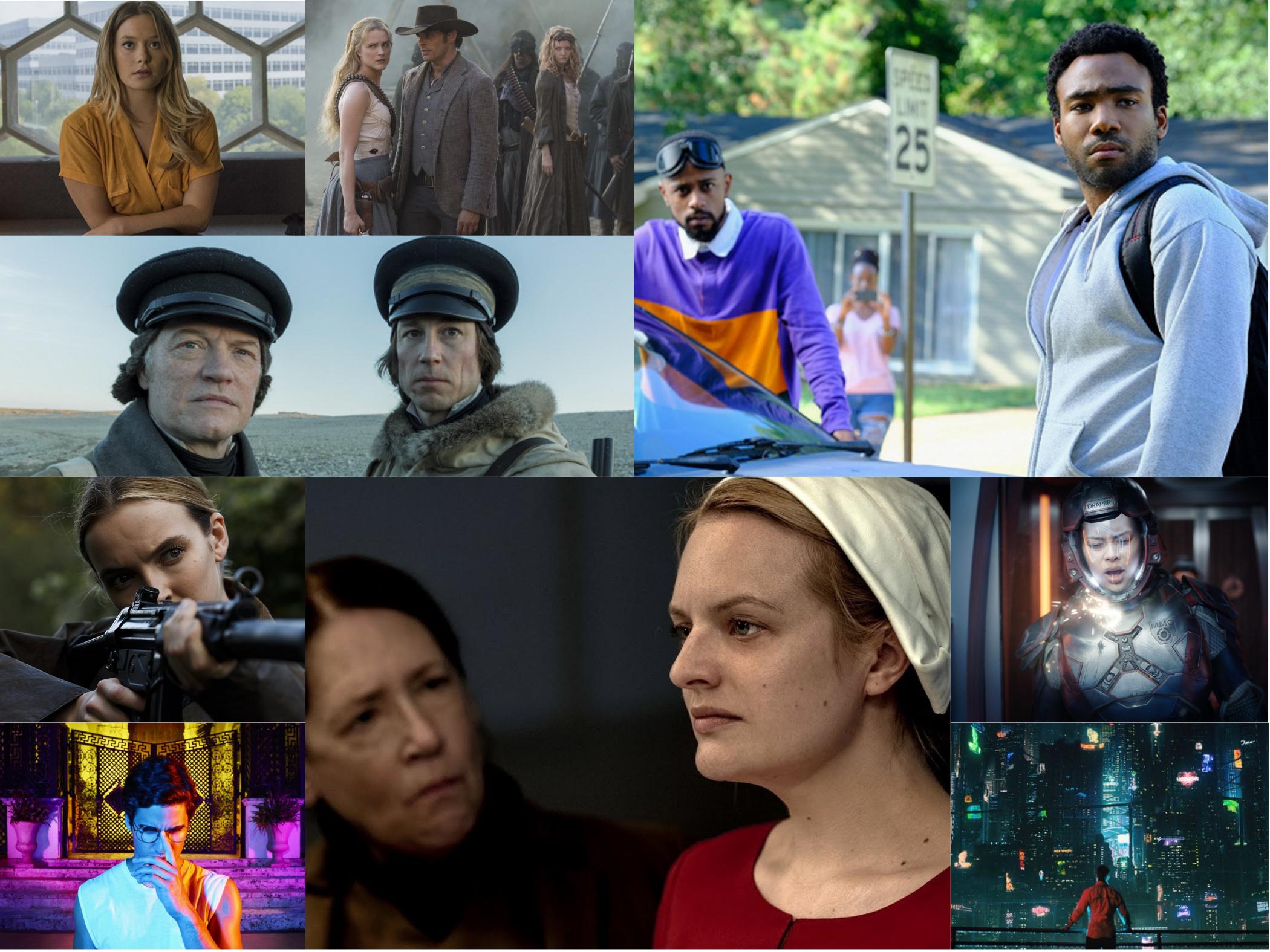 Nejlepší letošní seriály jsou zatím Atlanta a Westworld. Mrkněte se ale i na další tipy