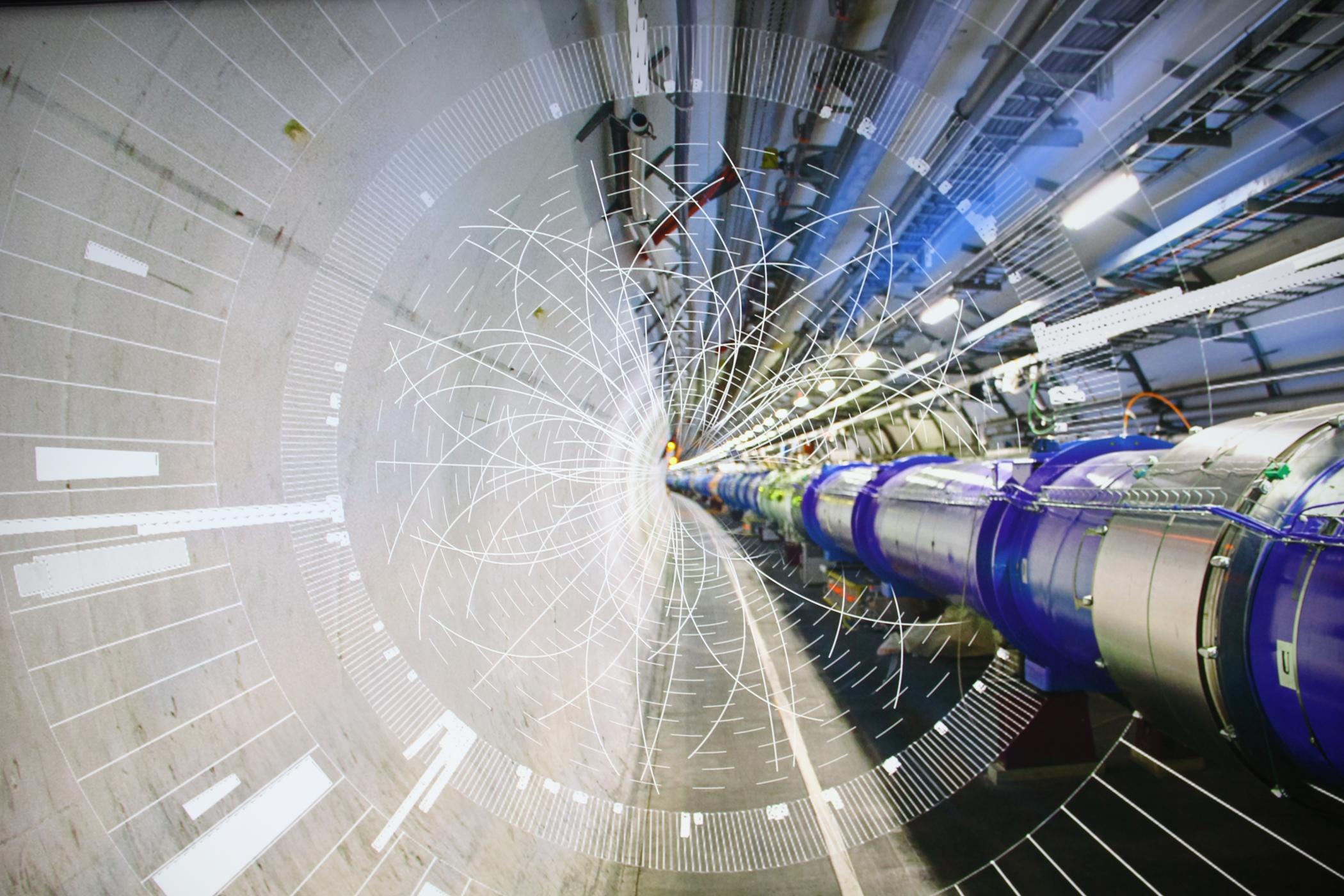 """Klára Doležálková natáčela u fyziků v """"městečku"""" CERN"""