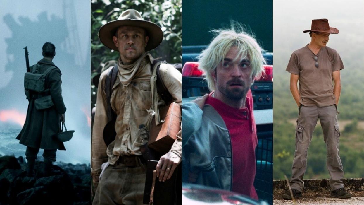 Nejlepší světové filmy roku 2017