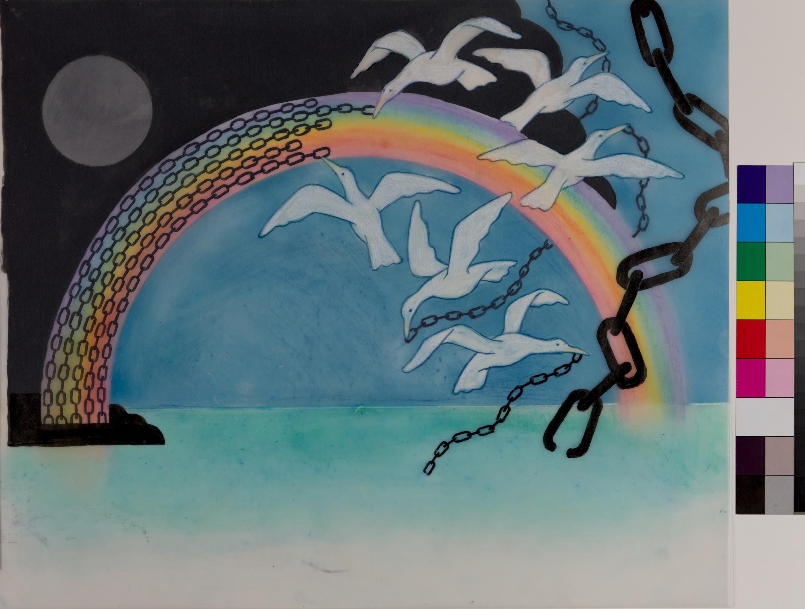 Tomi Ungerer: Rainbow chain