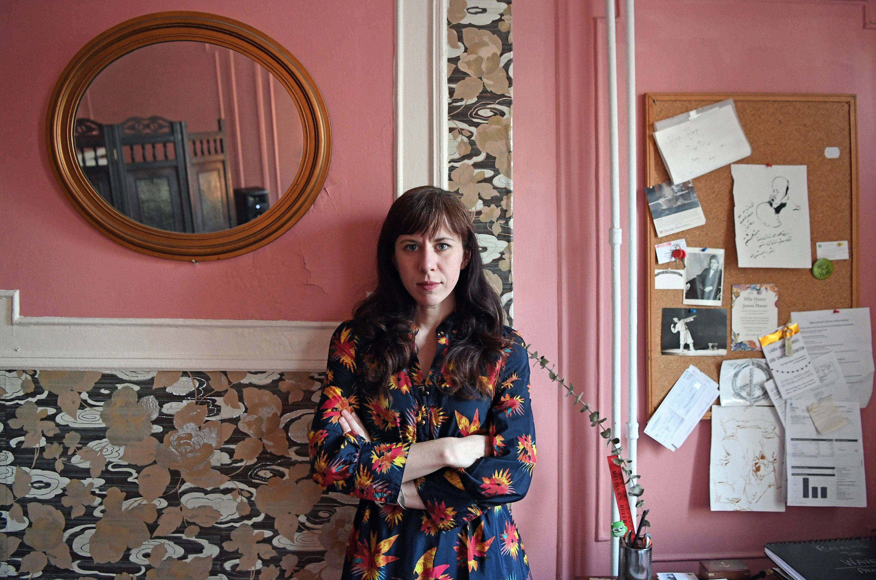 Brooklynská skladatelka Missy Mazzoli, autorka oper Song from the Uproar a Breaking the Waves