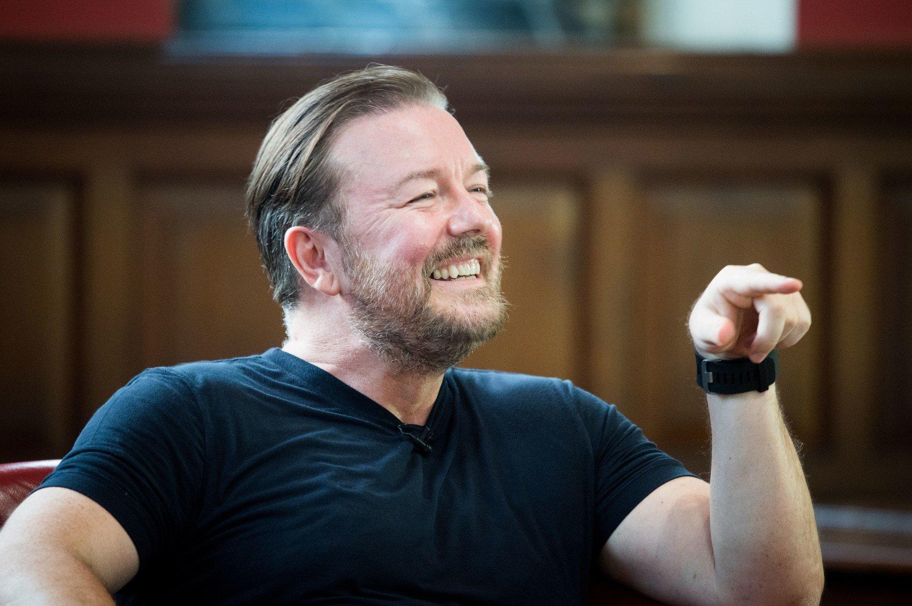 Komik Ricky Gervais