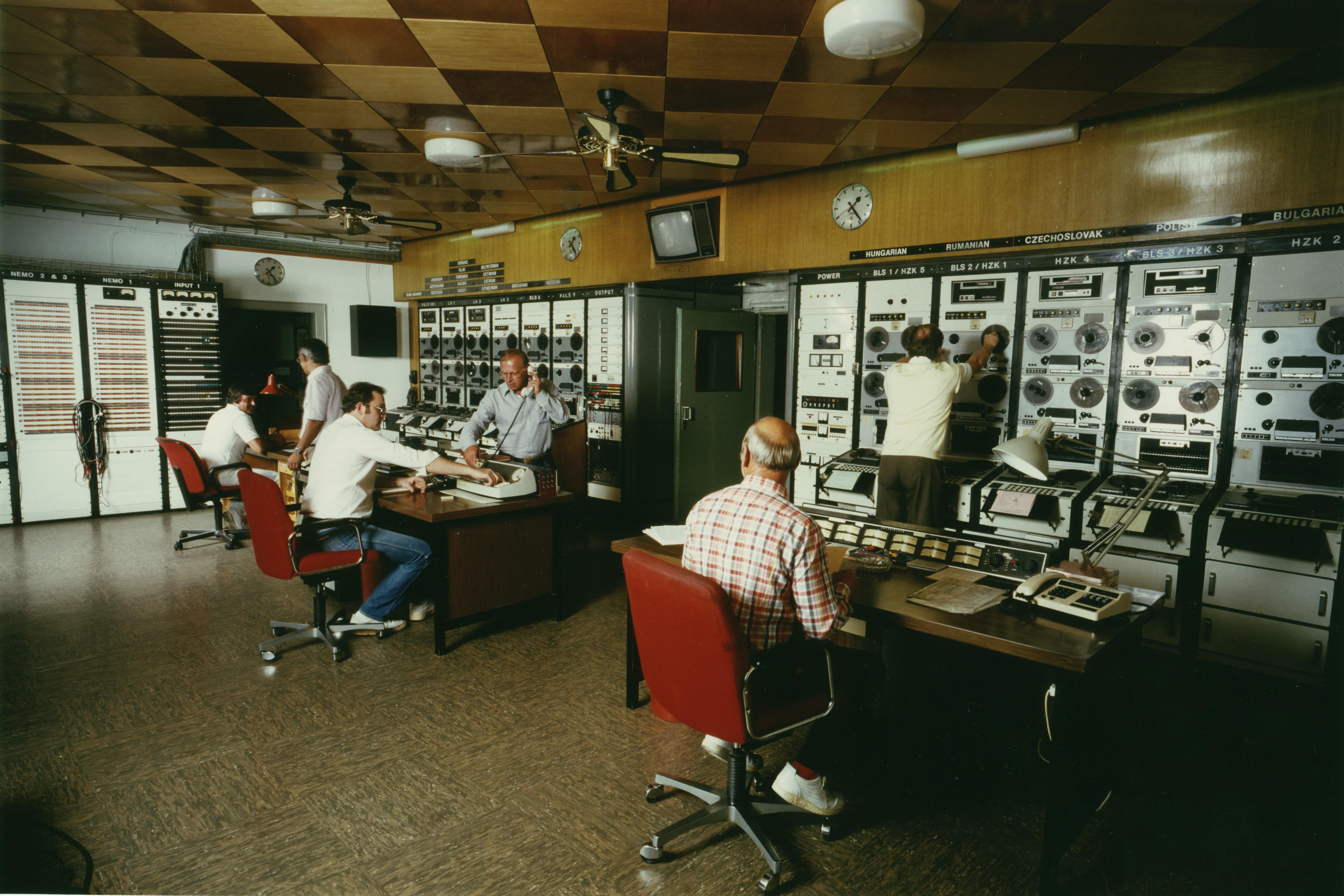 RFE/RL studio