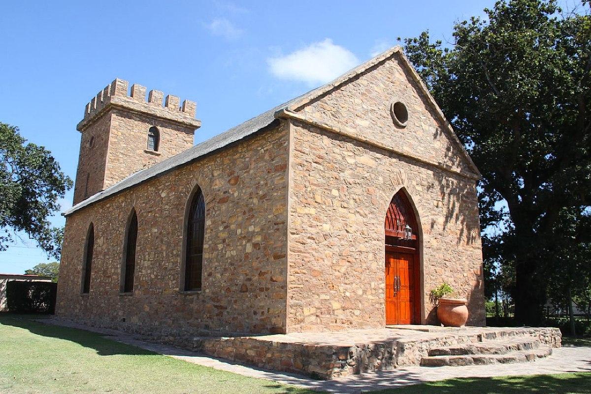 Starší křesťan z Jižní Afriky