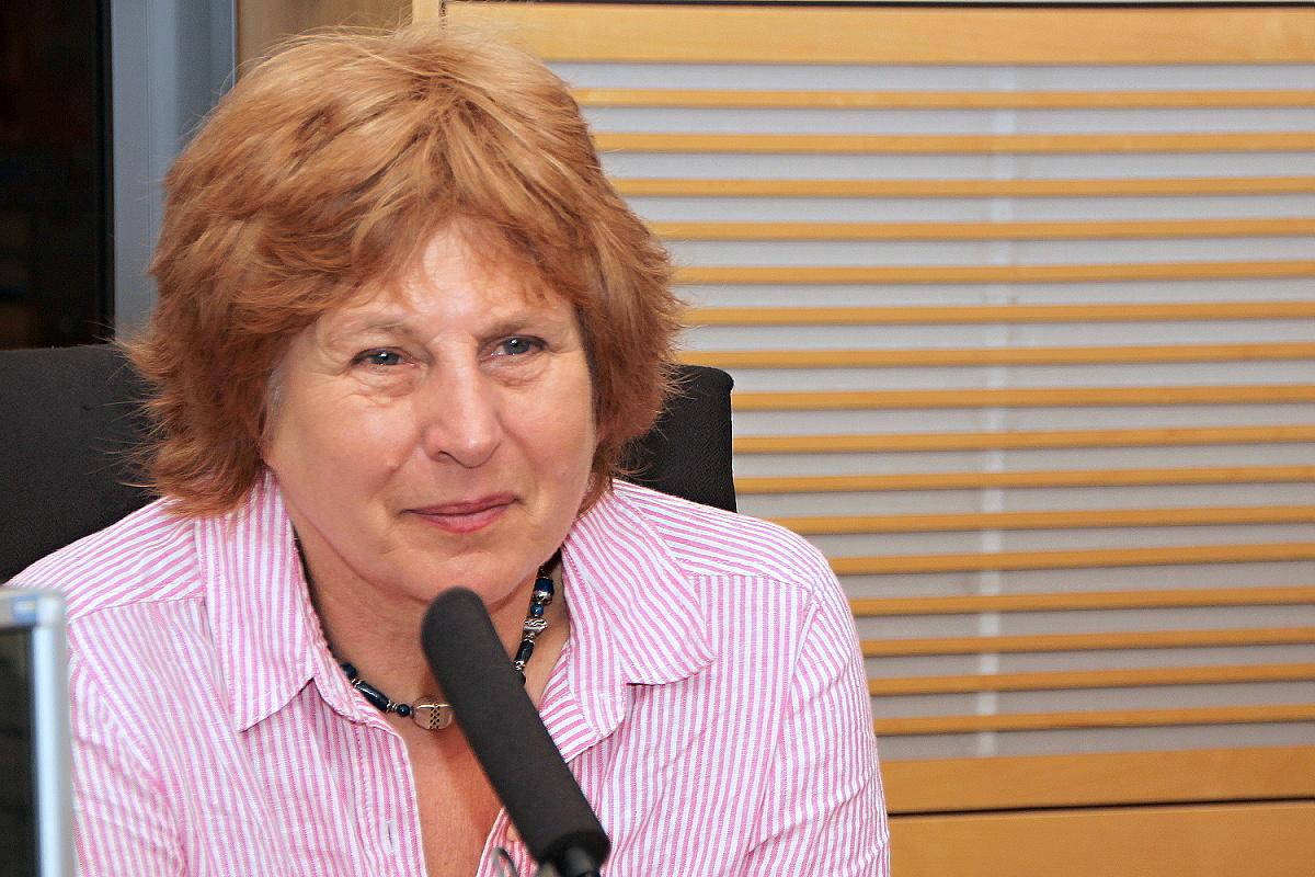 Novinářka a cestovatelka Pavla Jazairiová