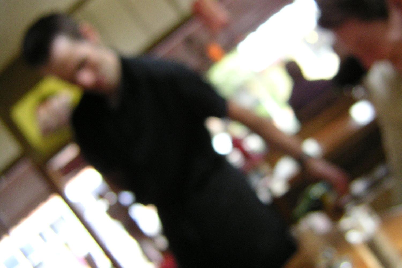 číšník
