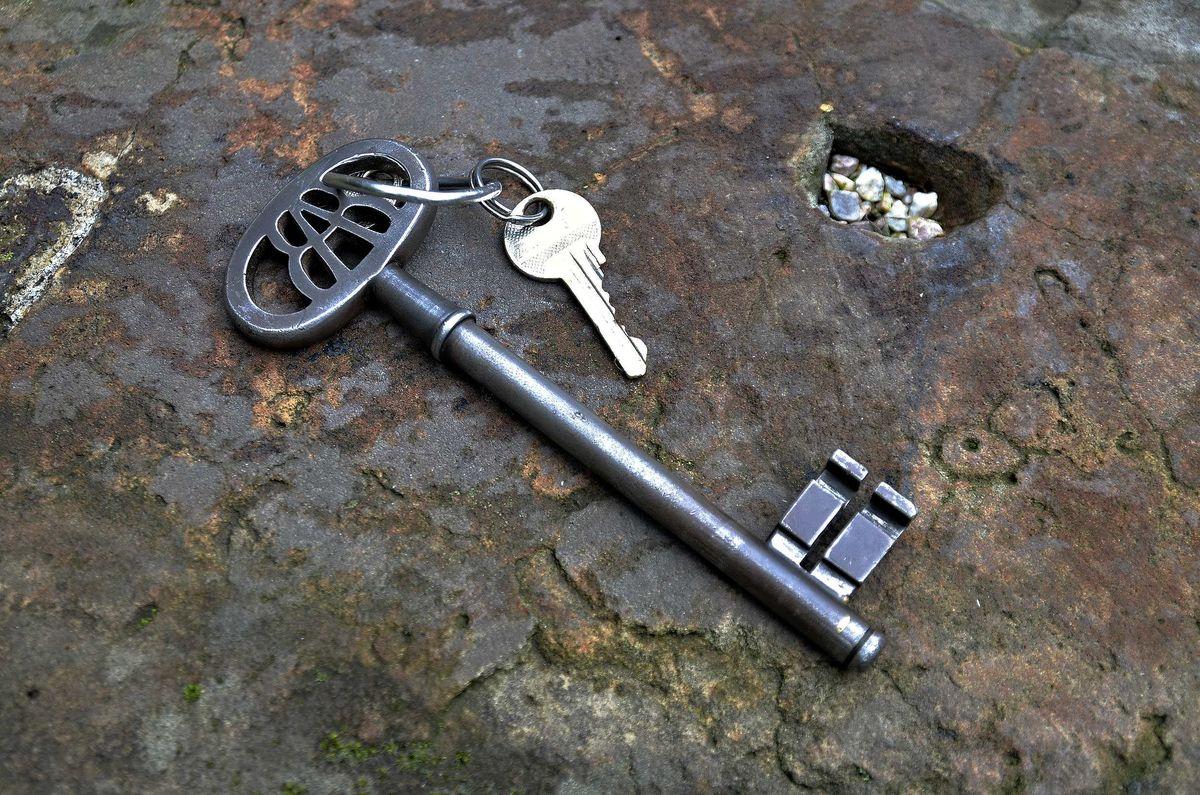 Klíče vám půjčí v Informačním centru Veselý výlet v Temném Dole