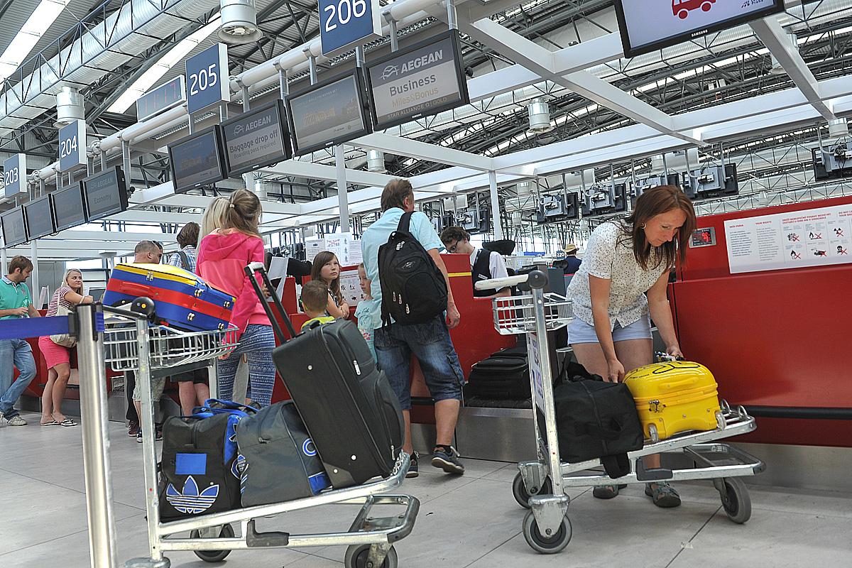 Letiště Václava Havla, Praha