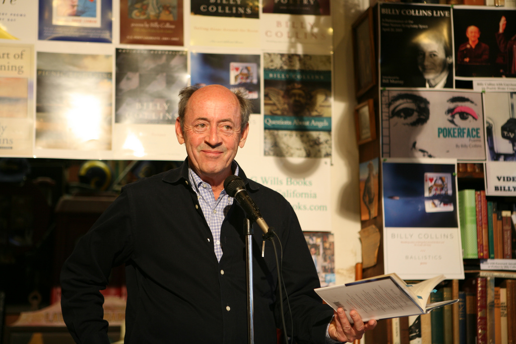 billy collins morning