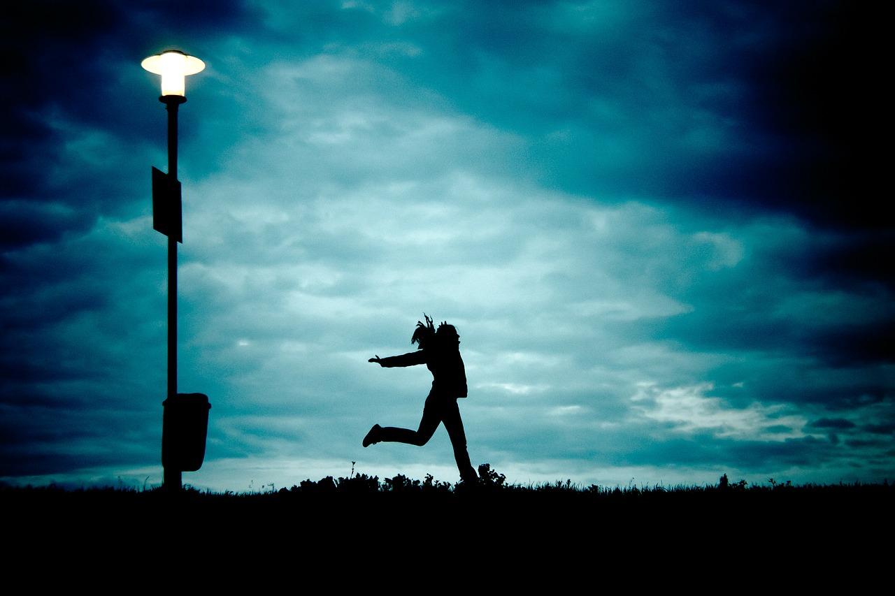 Běhání je radost (ilustrační foto)