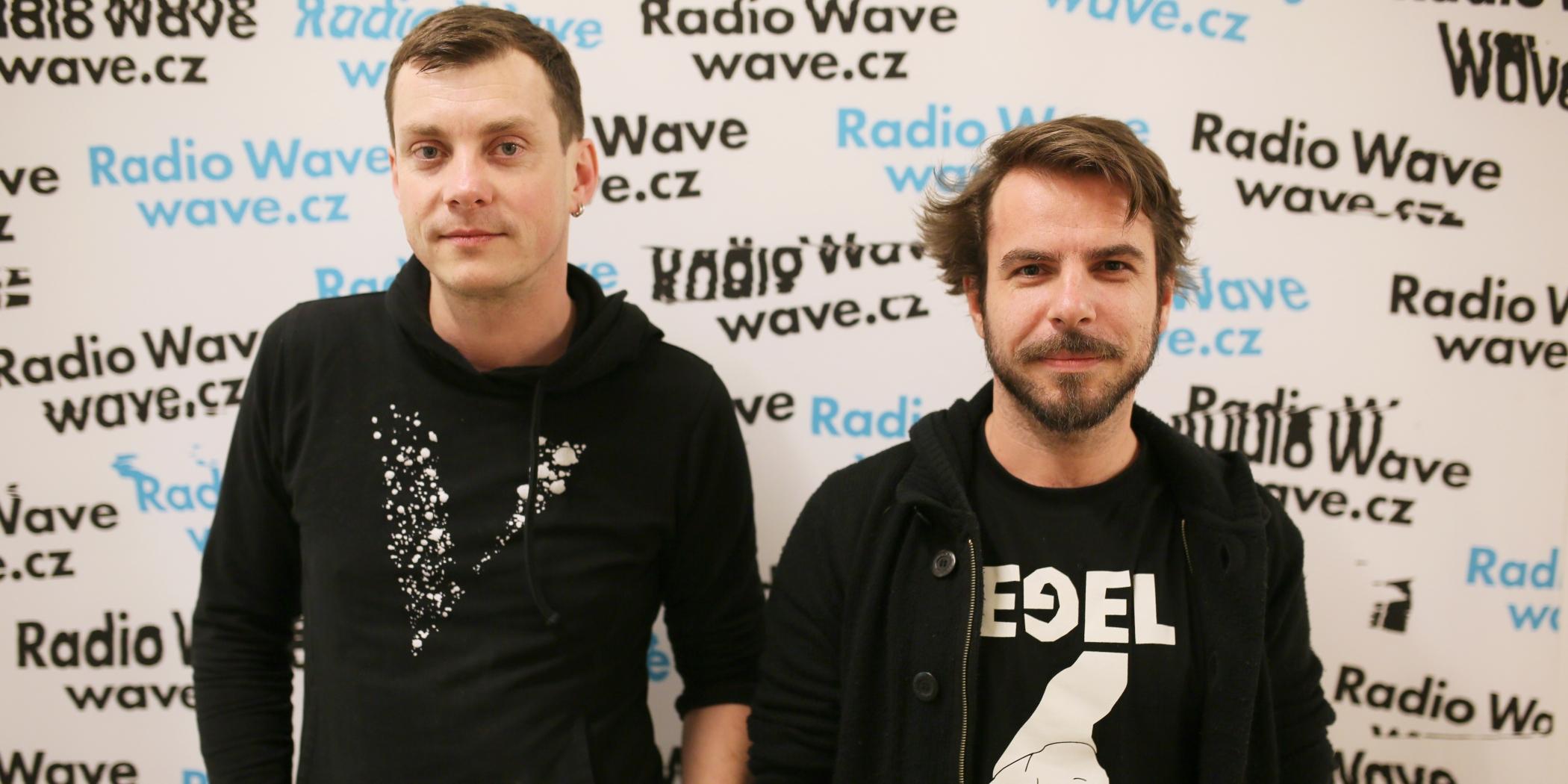Ivo Bystřičan a Michal Pavlásek