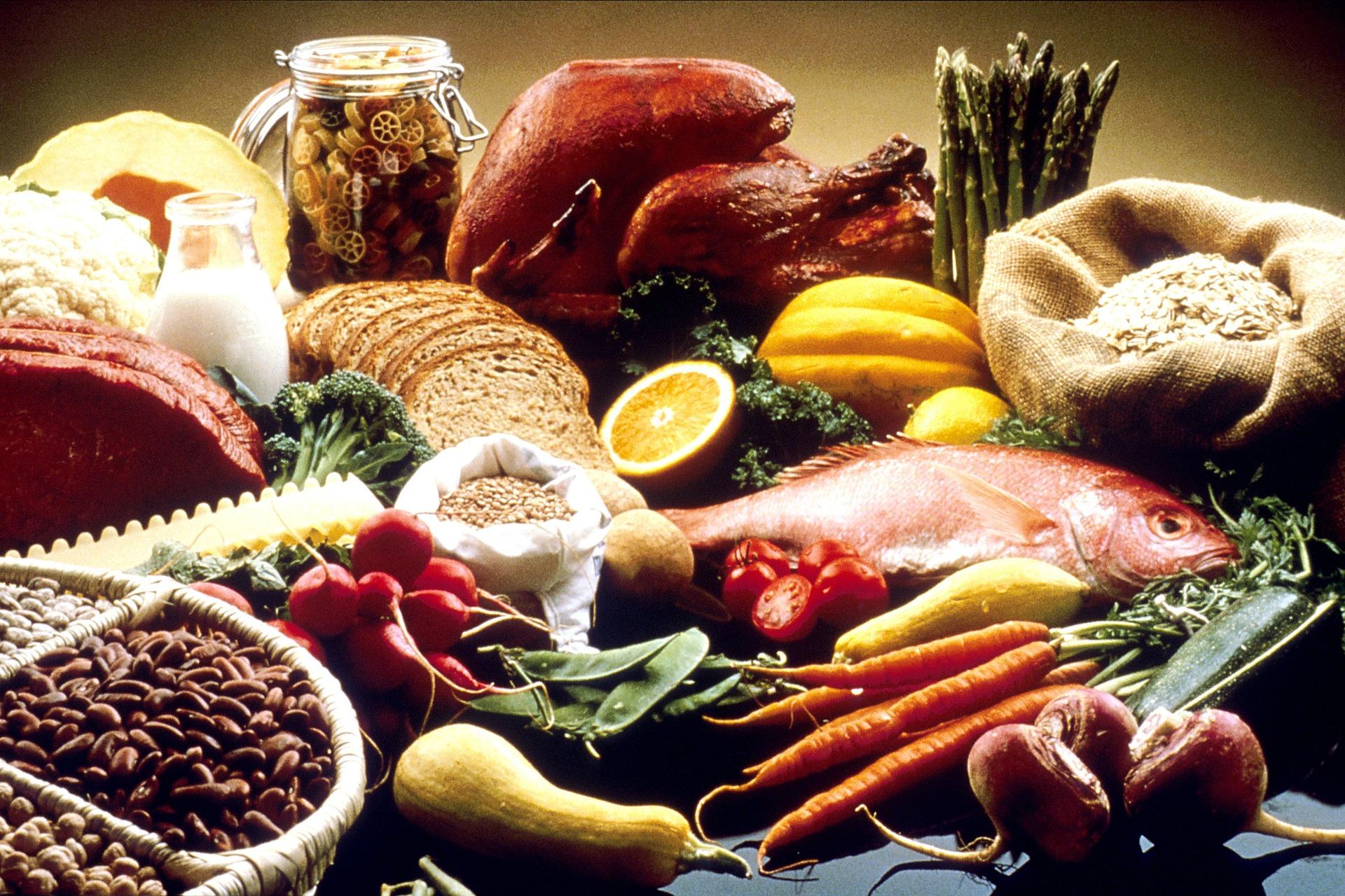 Zdrávé jídlo - jíst zdravě