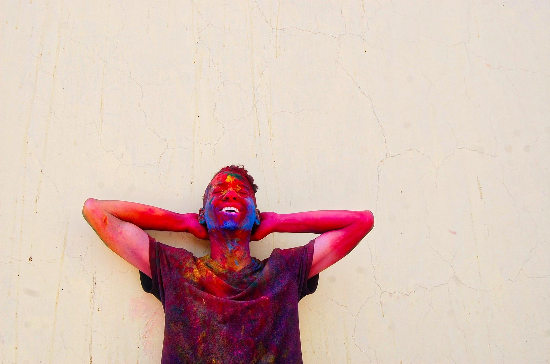 Halucinace - LSD - trip