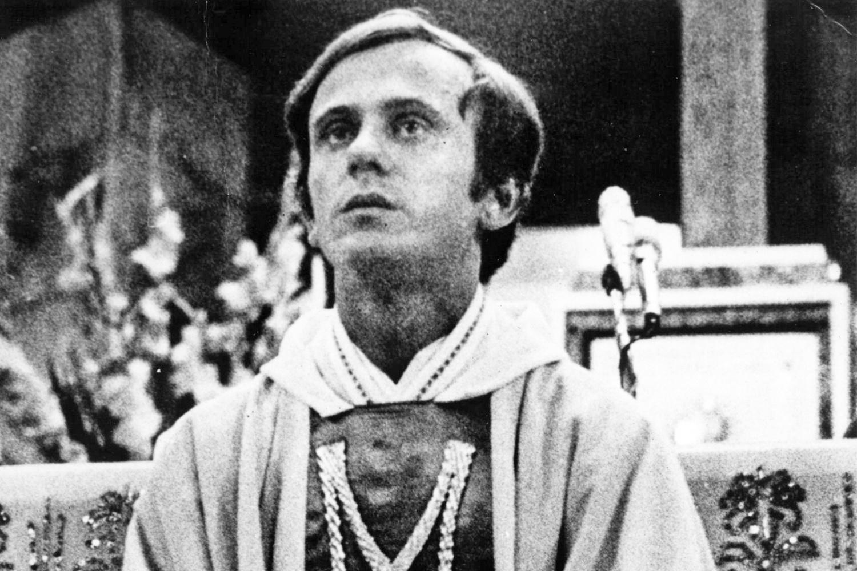 Polský kněz Jerzy Popiełuszko