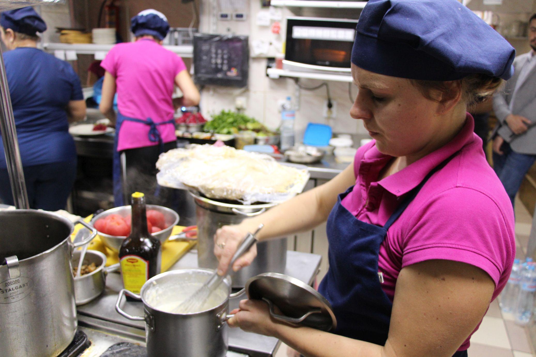 Velká kuchařská videa