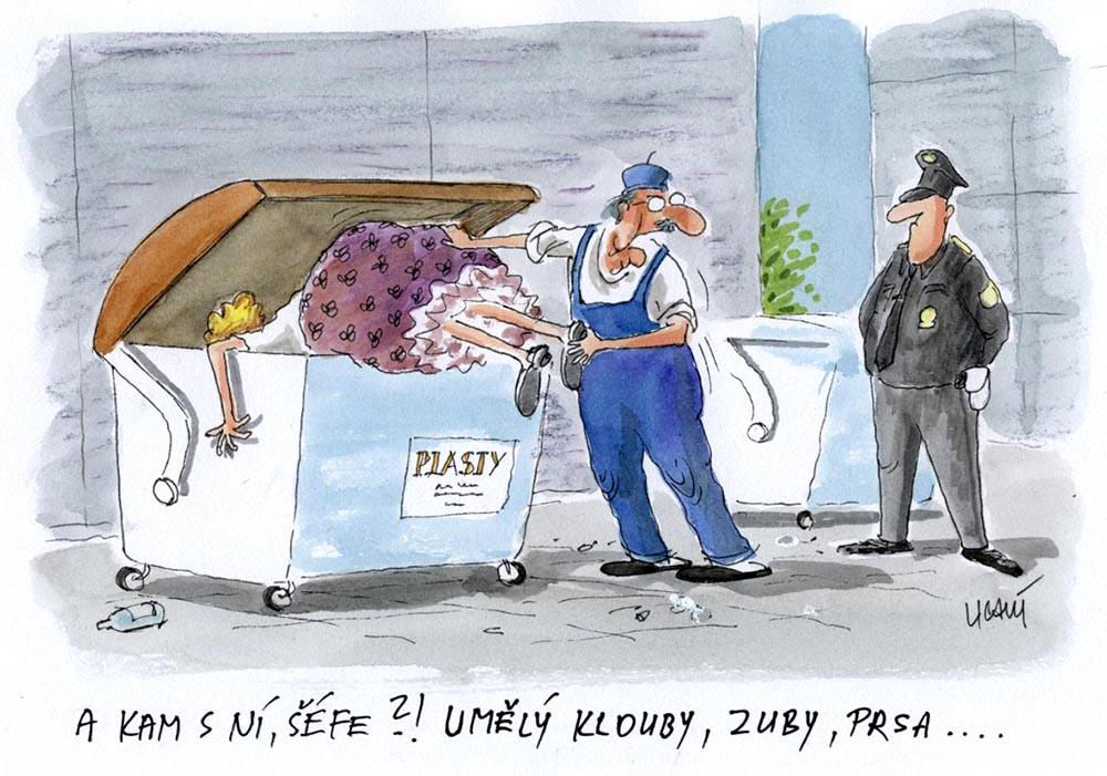 Kreslir Lichy Vtipy Zacalo To Nohou V Sadre Pardubice