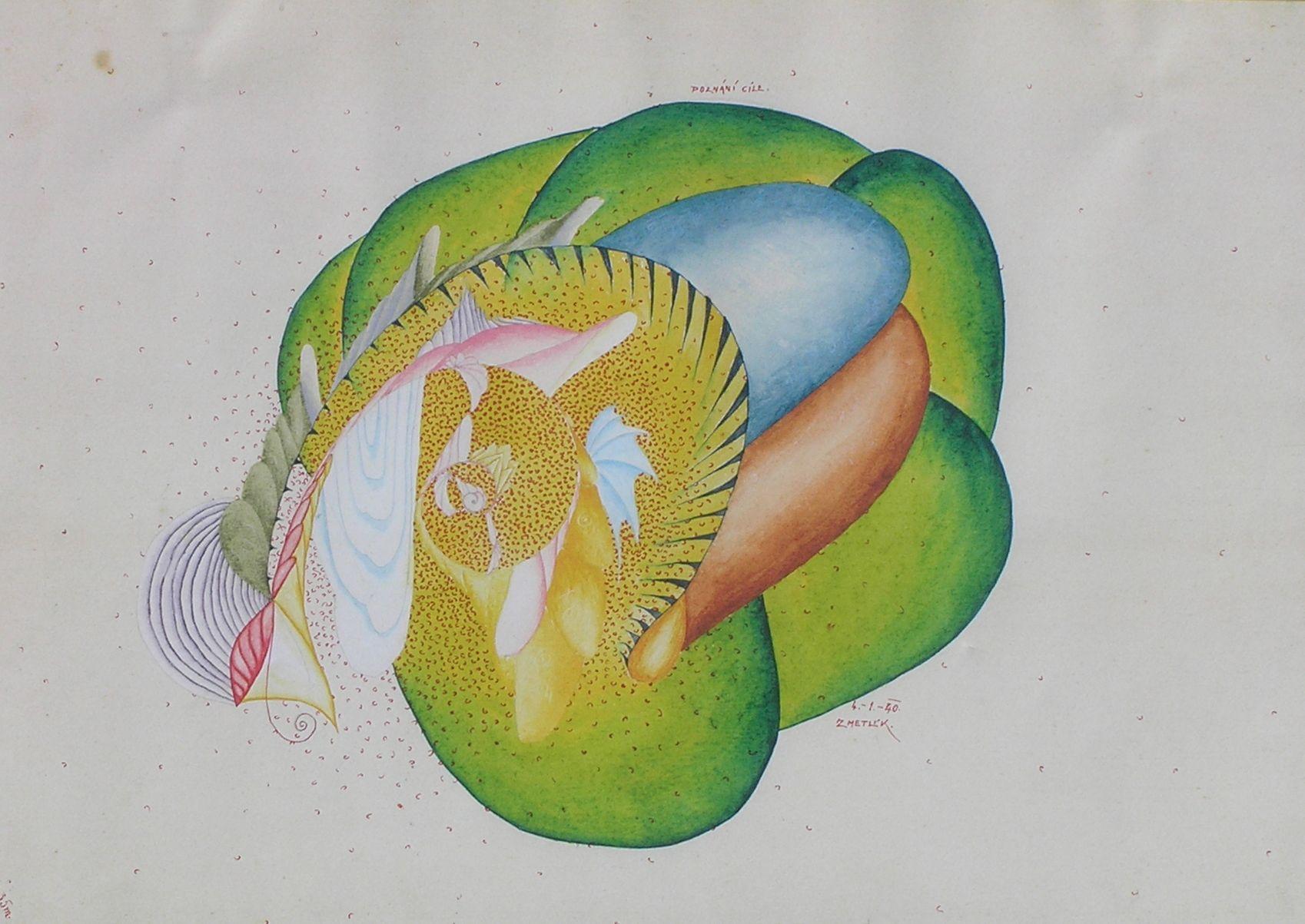 Co Ukryvaji Medijni Kresby Fenomen Spiritismu Priblizuje Vystava V