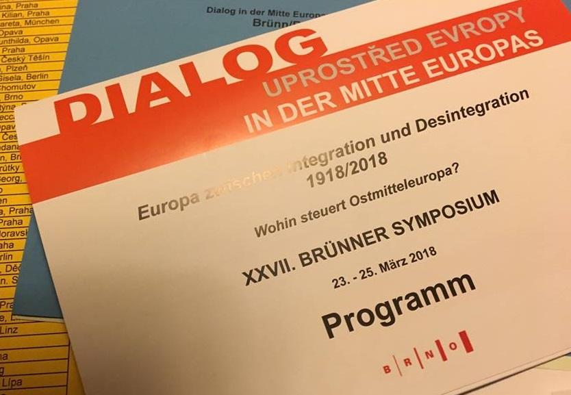 Dialog uprostřed Evropy