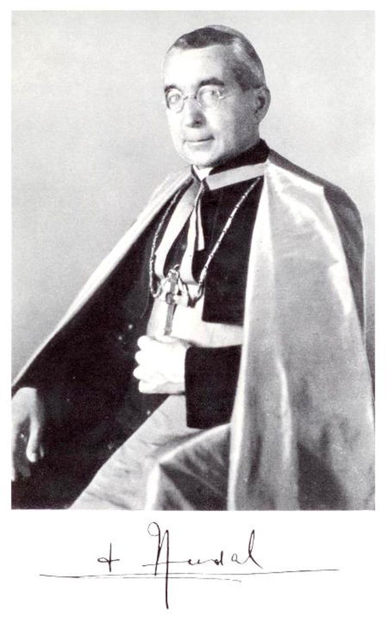 Biskup Alois Hudal