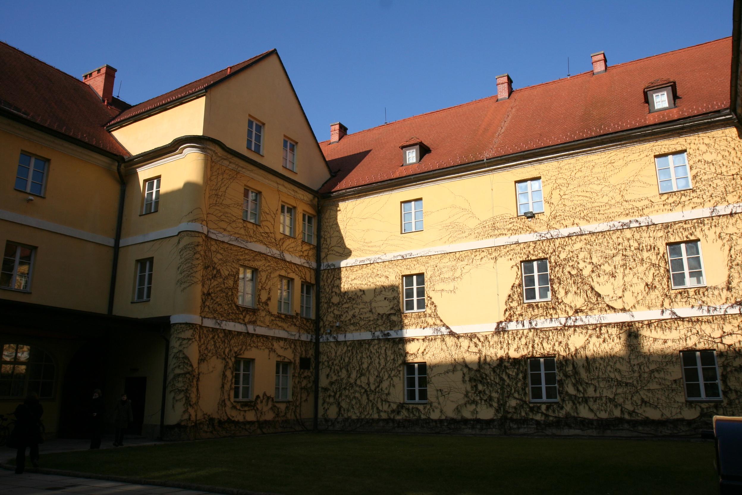Ústřední depozitář Národního muzea, Terezín
