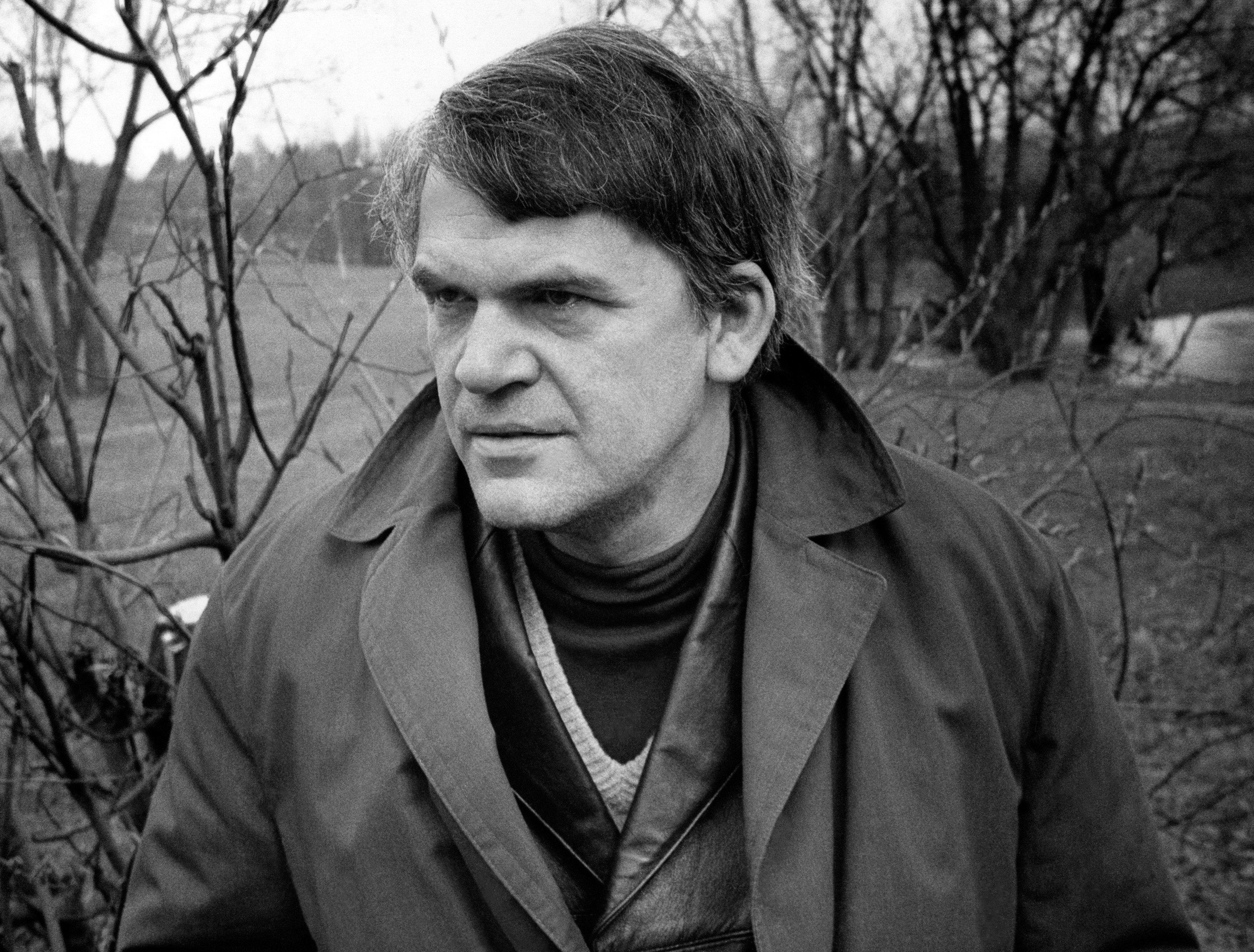 Milan Kundera: Umění románu