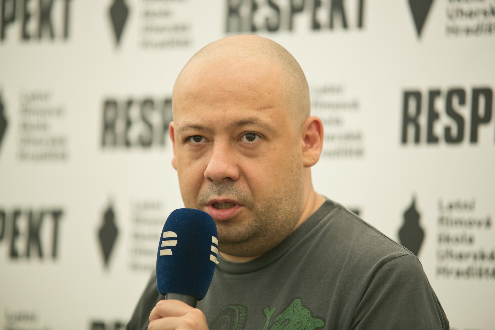 Režisér Alexej German ml., živě vysílaný speciál pořadu Reflexe: Film! z 45. Letní filmové školy