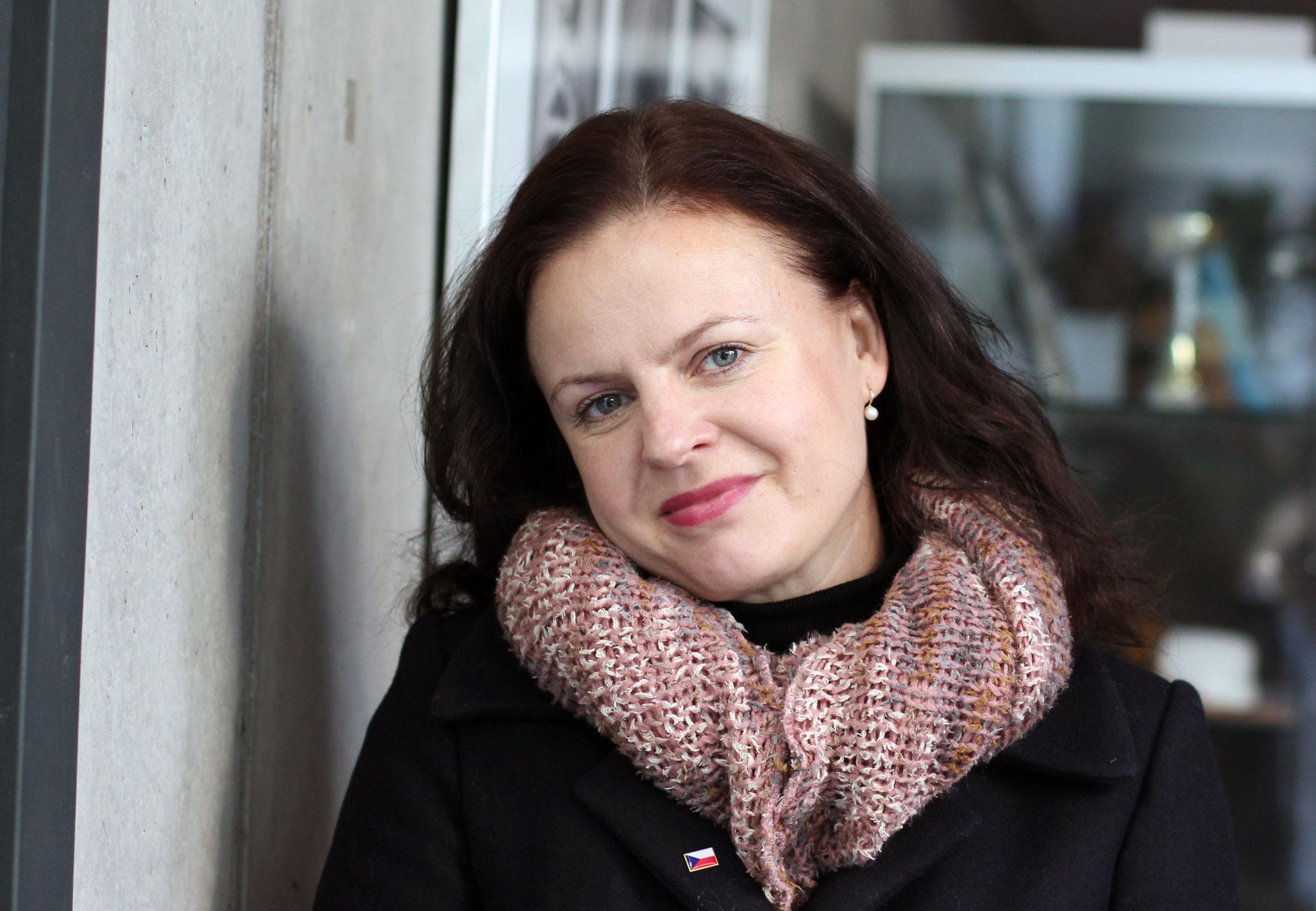 Theodora Remundová, herečka a režisérka dokumentů; dcera Ivy Janžurové