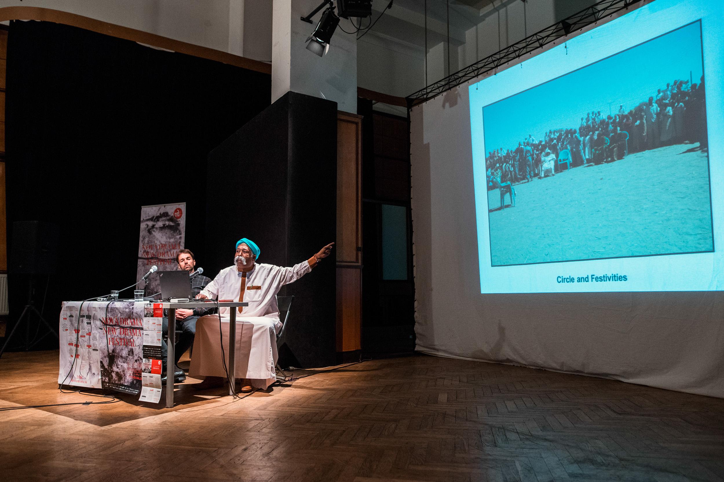 Mezinárodní setkání Divadlo v konfliktních zónách