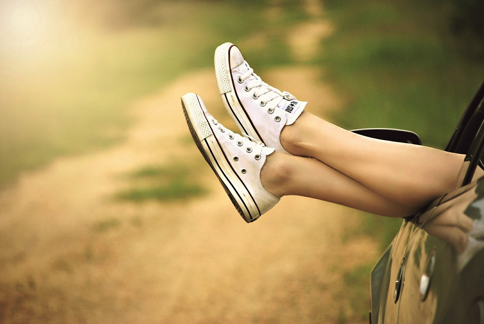 Péče o nohy se vyplatí (ilustrační foto)