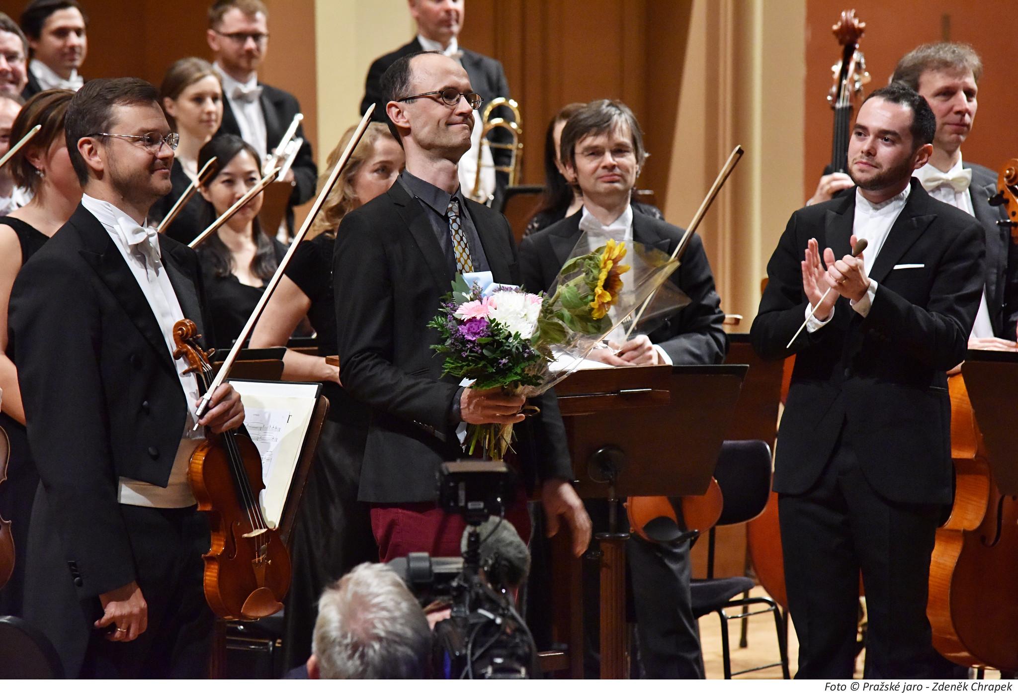 Šimon Voseček a Ben Glassberg
