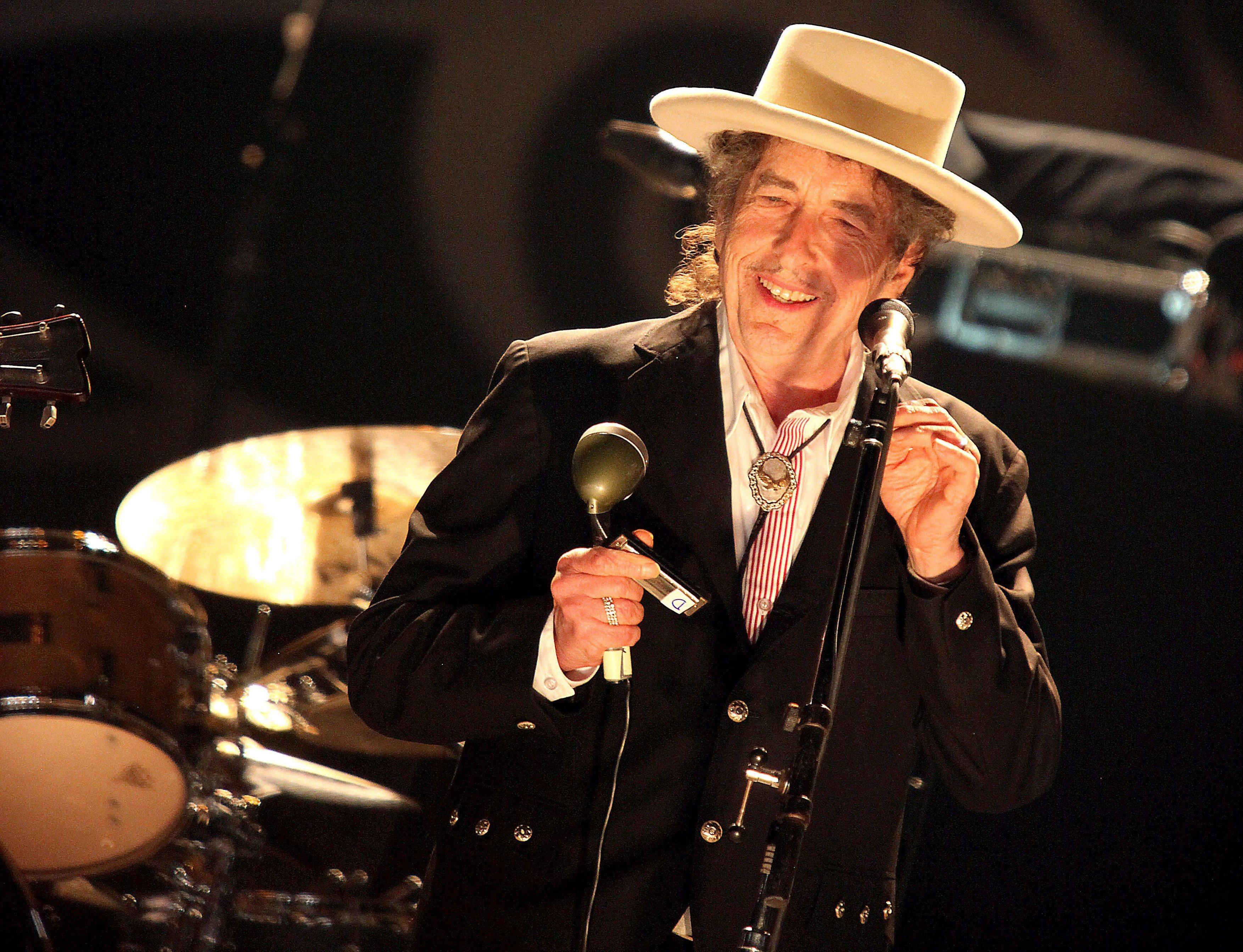 Bob Dylan, turné po USA