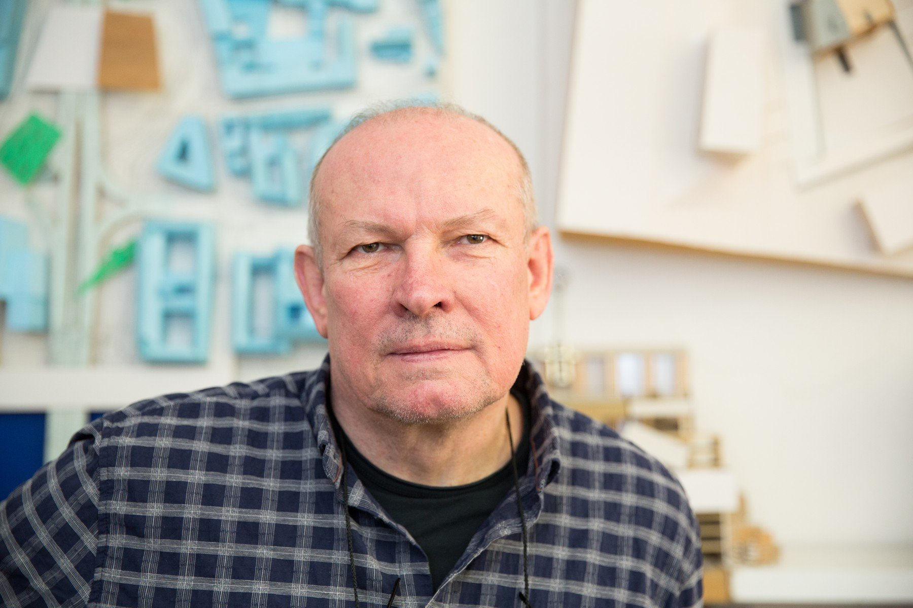 Architekt Josef Pleskot