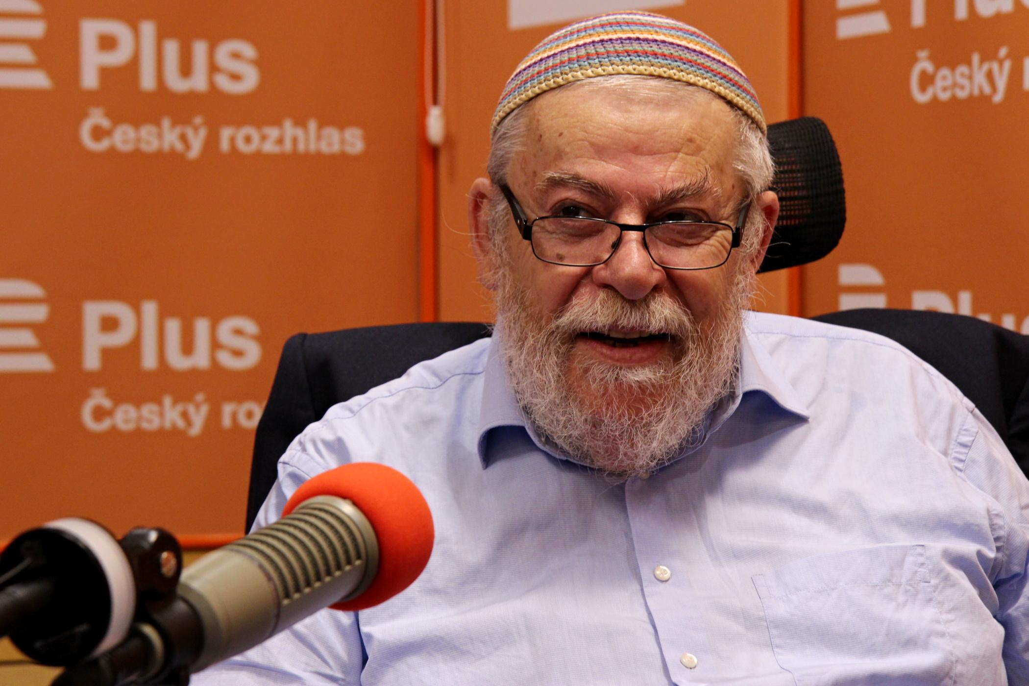 Zemský vrchní rabín, dramatik a spisovatel Karol Sidon