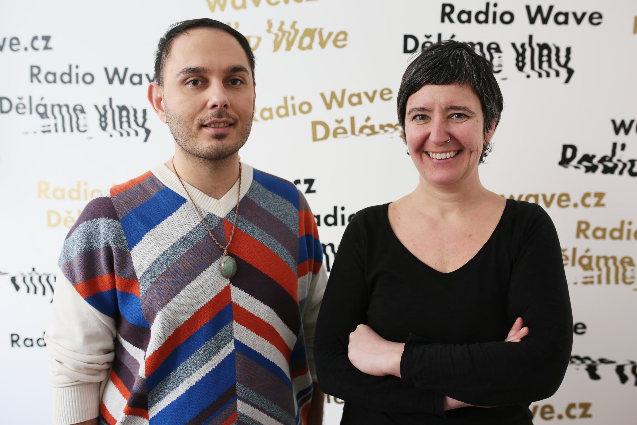 Martin Oláh a Karolína Ryvolová