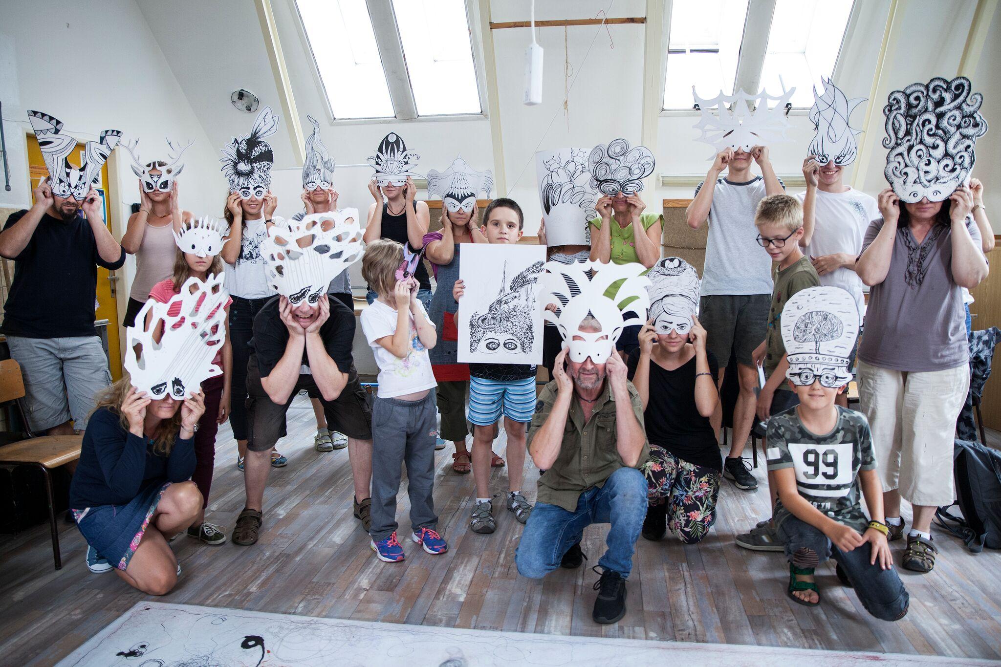 Stipendijní program uměleckého vzdělání MenArt
