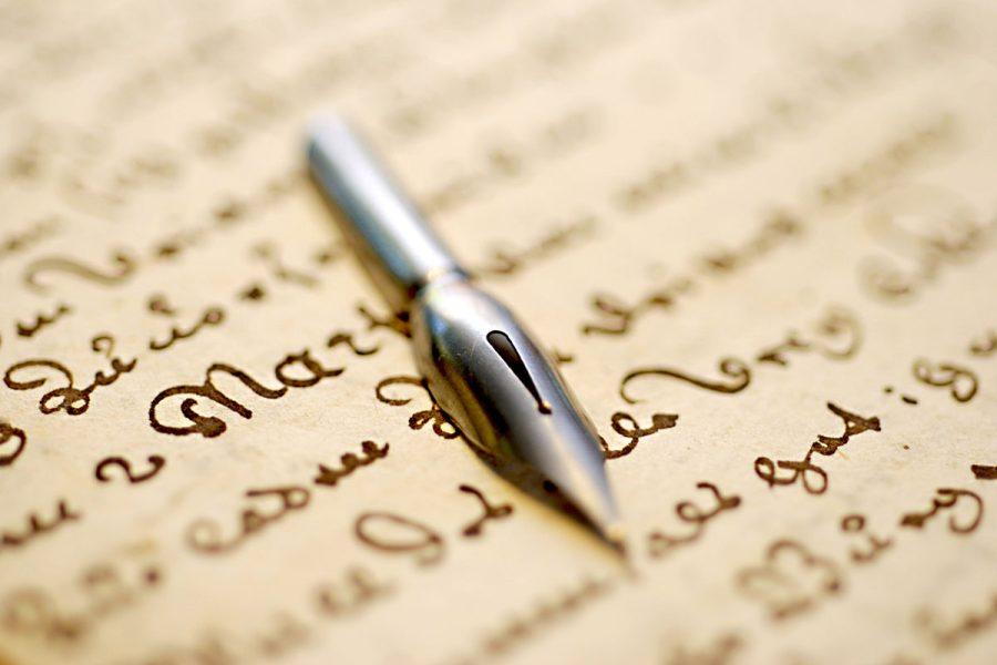 psaní, grafologie, písmoznalectví, písmo