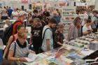 I přes horký víkend dorazilo na Svět knihy velké množství návštěvníků