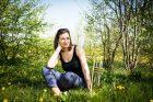 Štěpánka Balcarová – trumpetistka a skladatelka v kapelách Concept Art Orchestra a Inner Spaces