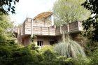 Vlastní dům architekta Sergia Jarettiho v Turíně, Itálie