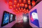 První rozsáhlá výstava krypto umění na světě proběhla v Pekingu