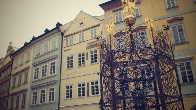 Malé náměstí v Praze na Starém městě