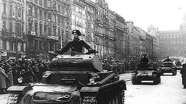 Německá okupace Čech, Moravy a Slezska 15. března 1939