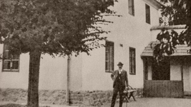 Antonín Dvořák ve Vysoké