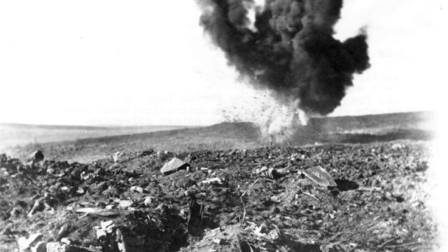 Bitva u Verdunu byla jedna z největších bitev první světové války na její západní frontě