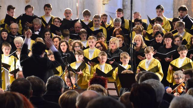 Koncert k 300. výročí Jana Václav Stamice