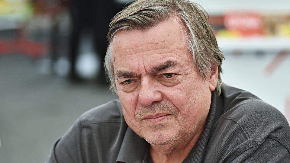 ArtCafé na Světu knihy, Drago Jančar