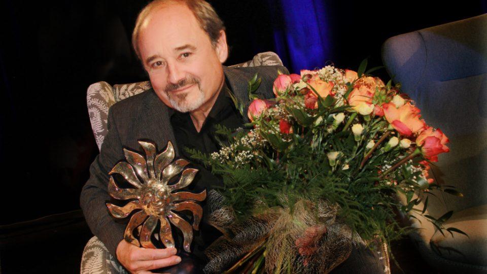 Viktor Preiss je Šarmantní osobností roku 2017